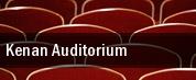Kenan Auditorium tickets