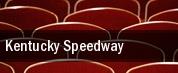 Kentucky Speedway tickets