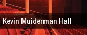 Kevin Muiderman Hall tickets