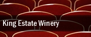 King Estate Winery tickets