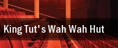 King Tut's Wah Wah Hut tickets