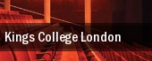 Kings College London tickets