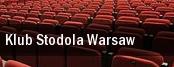 Klub Stodola Warsaw tickets