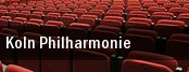 Koln Philharmonie tickets