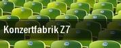 Konzertfabrik Z7 tickets
