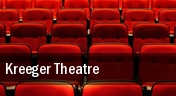 Kreeger Theatre tickets