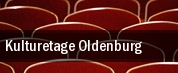 Kulturetage Oldenburg tickets