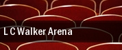 L.C. Walker Arena tickets