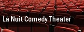 La Nuit Comedy Theater tickets