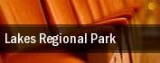 Lakes Regional Park tickets