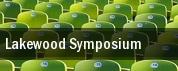 Lakewood Symposium tickets