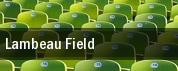 Lambeau Field tickets