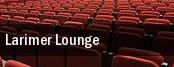 Larimer Lounge tickets