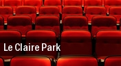 Le Claire Park tickets