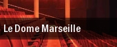 Le Dome Marseille tickets