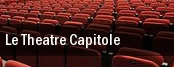 Le Theatre Capitole tickets
