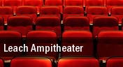 Leach Ampitheater tickets