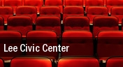 Lee Civic Center tickets