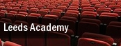 Leeds Academy tickets
