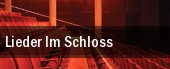 Lieder Im Schloss tickets