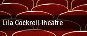 Lila Cockrell Theatre tickets