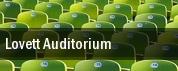Lovett Auditorium tickets
