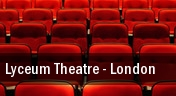 Lyceum Theatre tickets