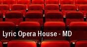 Lyric Opera House tickets