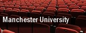 Manchester University tickets