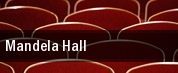 Mandela Hall tickets