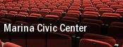 Marina Civic Center tickets