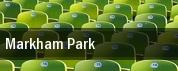Markham Park tickets
