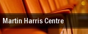 Martin Harris Centre tickets