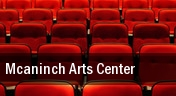 McAninch Arts Center tickets