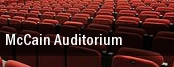 McCain Auditorium tickets