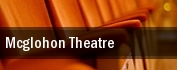 Mcglohon Theatre tickets