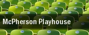 McPherson Playhouse tickets