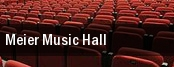 Meier Music Hall tickets