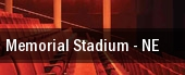 Memorial Stadium tickets
