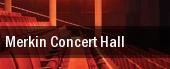 Merkin Concert Hall tickets