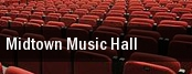 Midtown Music Hall tickets