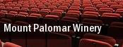 Mount Palomar Winery tickets