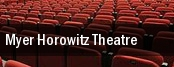 Myer Horowitz Theatre tickets