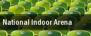 National Indoor Arena tickets