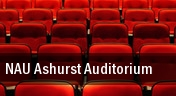 NAU Ashurst Auditorium tickets