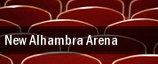 New Alhambra Arena tickets