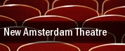 New Amsterdam Theatre tickets