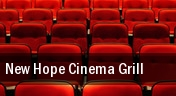 New Hope Cinema Grill tickets