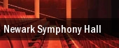 Newark Symphony Hall tickets