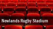 Newlands Rugby Stadium tickets